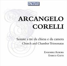 Corelli: Church and Chamber Trio Sonatas Op. I-IV, New Music