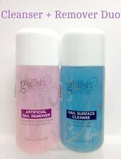 Harmony Gelish Kit - CLEANSE 4oz + REMOVER 4oz Combo