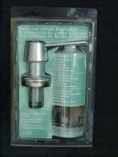 SOAP DISPENSER Lotion Platinum Finish Under Sink Mount LDR P1200PL