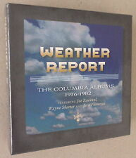 6 CD    *** WEATHER REPORT. THE COLUMBIA ALBUMS 1976-1982  ***