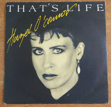"""Hazel O' Connor, That's Life 7"""", Albion Records"""