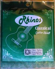 MUTA CORDE PER CHITARRA CLASSICA .028/.043 NORMAL TENSION RHINOS RC204