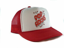 Pop Rocks candy Trucker Hat mesh hat snapback hat red