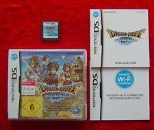Dragon Quest IX 9 Hüter des Himmels, Nintendo DS Spiel, deutsche Version