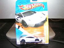 Hot Wheels lamborghini Gallardo LP570-4 superleggera #v0044-09A0P white 9/50