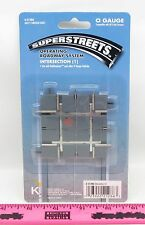K-Line 6-21286 Intersection superstreets operating roadway system