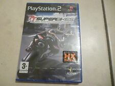 tt superbikes real road racing championshp ps2 ps 2  nuovo brand new