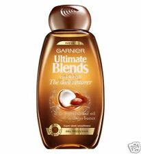 Garnier Ultimate Blends Sleek Restorer Shampoo 400ml