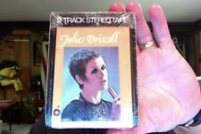 Julie Driscoll- self titled- Springboard label- new/sealed 8 Track tape- rare?