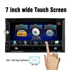 "7 "" Universal 2 Din coches reproductor de DVD con Bluetooth USB/TF Radio 4XP6"