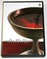 Under the Blood 4 x DVD set by Bishop T.D. Jakes