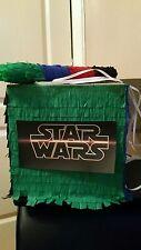 STAR Wars Pinata CON STICK & Dolci Festa può essere personalizzato