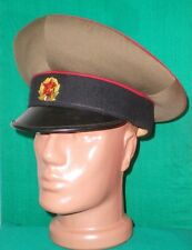 Bulgarian Army Soldier Parade Uniform PEACKED VISOR CAP