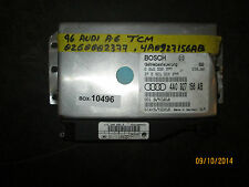 96 AUDI A6 TCM #0260002377/4A0927156AB *See item description* BOX-10496