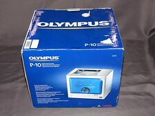 Olympus P-10 Digital Thermal Photo Printer Camedia No PC Needed Free Shipping