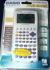 Casio FX-9750G Plus Power Graphing Calculator ACT AP SAT I/II PSAT Permitted