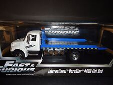 Jada Durastar International 4400 Flatbed Tow Truck Fast and Furious 1/24 97218