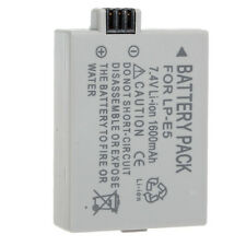 LP-E5 Rechargeable 1600mAh 7.4V Li-ion Protected Battery for Canon