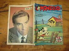 IL MONELLO LIBRETTO  N°8 ANNO 1962 UBALDO LAY