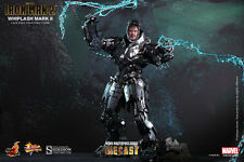Hot Toys DIECAST Marvel Iron Man 2 Whiplash Mark II 2 1/6 Scale Figure In Stock