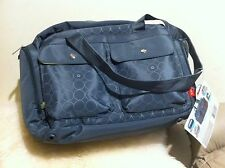 New Fisher Price Fastfinder Deluxe Diaper Bag - light color lining