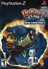 Ratchet And Clank Going Commando PS2 Playstation 2 Game