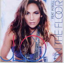 JENNIFER LOPEZ (JLO) -  On the floor - CD Single - Acetate