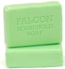 3 x Falcon Household Colada Verde Jabón Old Fashioned Pastillas 125g