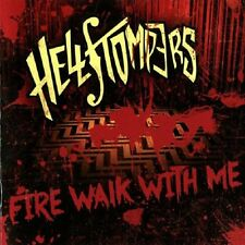 HELLSTOMPERS Fire Walk With Me CD new PSYCHOBILLY from Russia