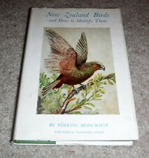New Zealand Birds And How To Identify Them (1961)-box 28