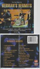 CD--HERMAN'S HERMITS--THE VERY BEST OF
