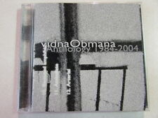 VIDNA OBMANA ANTHOLOGY 1984-2004 CD ELECTRONIC DARK AMBIENT INDUSTRIAL NOISE HTF