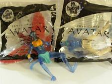 McDONALDS TOY COLLECTABLE  3 AVATARS