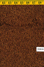 Peacock Paradise Brown  Tonal cotton quilt fabric  BTY Northcott
