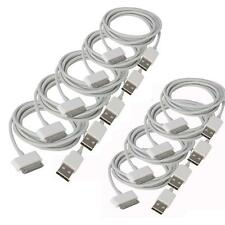 Lot 9 USB Sync Data Charging Charger Cable Cord for iPhone 3 4 4S 4th Gen iPod