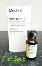 Medik8 Retinol Eye Tr, Advanced Eye Night Serum, High strength Vitamin A & C