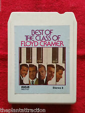 Best Of The Class Of Floyd Cramer 8 Track Stereo, P8S-2107 1973 Country Rock RCA
