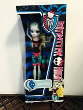 Monster High Lagoona Blue TODMÜDE Sammlerpuppe SELTEN