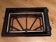 Waterford Emerald gas stove b vent propane front door with glass