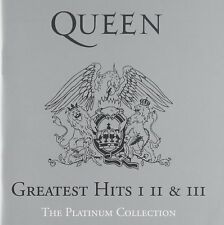 Queen - The Platinum Collection - Greatest Hits I, II & III [NEW 3 CD]