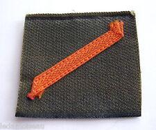 FRANCE: Galon militaire de poitrine, grade 1ère CLASSE, en état moyen.