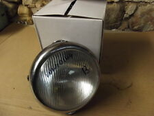 "LUCAS MU42 6 1/2"" DIAM HEADLIGHT COMPLETE MAY FIT ARIEL, MATCHLESS, BSA  13"