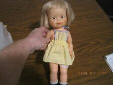 VINTAGE AMERICAN CHARACTER POUTY BABY DOLL! 1966