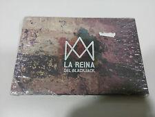 LA REINA DEL BLACKJACK CD EDICION ESPECIAL EU EDITION NUEVO Y PRECINTADO NEW!!!