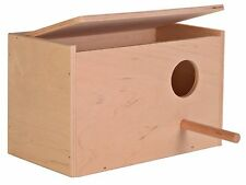 Nouveau-budgie breeding nesting bird avery-cage box small - 5630