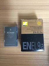 EN-EL9A Camera Battery For Nikon D5000 D3000 D60 D40 D40X DSLR EL9 EL9A