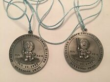 Keystone Trail  Hiking Medallion - Nebraska Wander Freunde Trail Blazers - 1992
