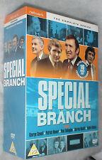 Special Branch (George Sewell)  - Complete Series - 16 DVD Box Set - NEW SEALED