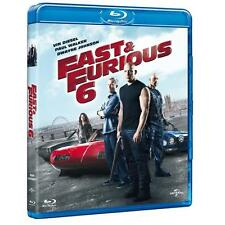Fast and Furious 6 Blu-ray Region B BRAND NEW SEALED
