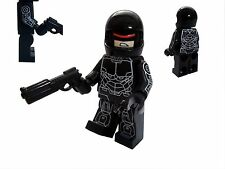 ROBOCOP ROBO COP ROBOTIC POLICE OFFICER SCI-FI FILM INSPIRED MINIFIGURE